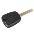 Peugeot 107 207 206 306 307 nyers kulcs kulcsház