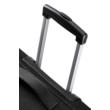 American Tourister by Samsonite Rally Spinner 4 kerekes gurulós puhafedeles nagy bőrönd poggyász fekete