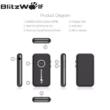 BlitzWolf BW-BR1 autós bluetooth vevő egység 3.5mm JACK csatlakozóval
