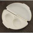 Omlett és tükörtojás készítő 2in1 mikrohullámú sütőhöz