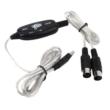 USB - MIDI konverter, átalakító adapter kábel