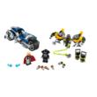 LEGO Marvel Super Heroes 76142 - Bosszúállók Speeder biciklis támadás