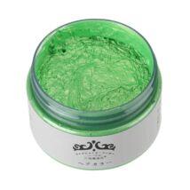 Mofajang hajszínező hajfestő haj wax hajwax hajfesték - zöld