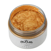 Mofajang hajszínező hajfestő haj wax hajwax hajfesték - aranysárga, arany