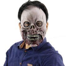 The Walking Dead TWD zombi élőhalott kóborló halloween, farsangi latex gumi maszk