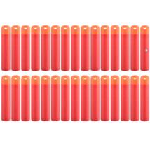 30 darabos szivacs játék töltény lőszer nerf csatákhoz - MEGA