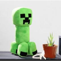 Nagy méretű Minecraft óriás plüss - Creeper (25cm)