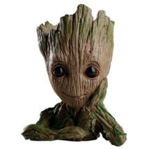 Baby Groot - A galaxis őrzői fa hatású virágtartó tolltartó ceruza tartó asztali tároló