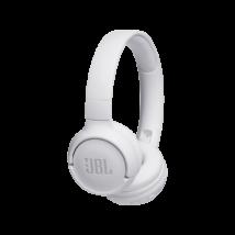 JBL Tune 500 BT (JBLT500BT) bluetooth fejhallgató, fehér