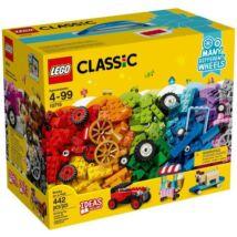 LEGO Classic 10715 - Kockák és kerekek