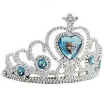 Frozen Jégvarázs Elsa Elza hercegnő, jégkirálynő gyerek, kislány halloweeni farsangi jelmez kiegészítő - tiara