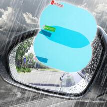 Párásodásgátló, vízlepergető visszapillantó tükörre (95mm x 135mm)