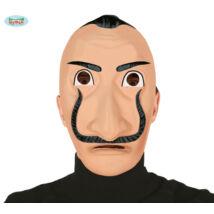 El Casa De Papel - Money Heist - A Nagy Pénzrablás halloween farsangi jelmez kiegészítő - Salvador Dali maszk