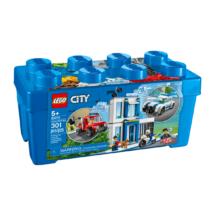 LEGO City 60270 - Rendőrségi elemtartó doboz