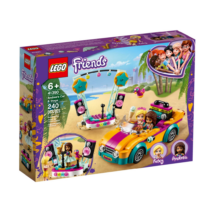 LEGO Friends 41390 - Andrea fellépése