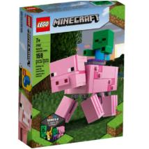 LEGO Minecraft 21157 - BigFig malac Zombibabával
