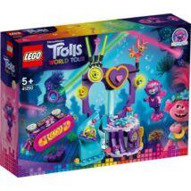 LEGO Trolls 41250 - Táncparti a Techno szirten