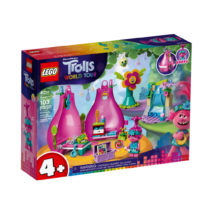 LEGO Trolls 41251 - Pipacs kabinja
