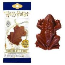 Harry Potter Csokoládé béka - Varázsló kártyával, csokibéka  (Jelly Belly)