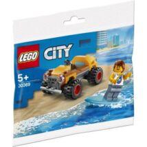 LEGO City 30369 - Tengerparti homokfutó