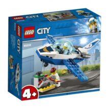 LEGO City 60206 - Légi rendőrségi járőröző repülőgép