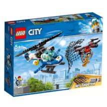 LEGO City 60207 - Légi rendőrségi drónos üldözés