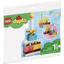 LEGO Duplo 30330 - Születésnapi torta