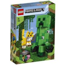 LEGO Minecraft 21156 - BigFig Creeper és Ocelot