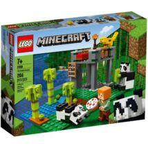 LEGO Minecraft 21158 - A pandabölcsőde