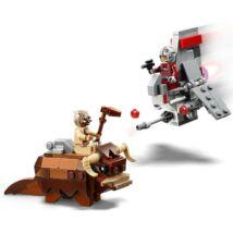 LEGO Star Wars 75265 - A T-16 Skyhopper a Buckalakó ellen Microfighter