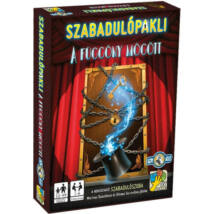 dV Giochi Szabadulópakli: A függöny mögött szabadulószoba társasjáték