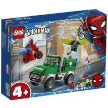 LEGO Marvel Super Heroes 76147 - Keselyű teherautó rablás