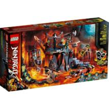 LEGO Ninjago 71717 - Utazás a koponyás tömlöcökbe