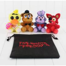 FNAF Five Nights At Freddy's plüss figura tároló zsák