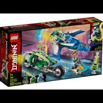 LEGO Ninjago 71709 - Jay és Lloyd versenyjárművei