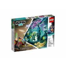 LEGO Hidden Side 70418 - J.B. és a szellemekkel teli laborja