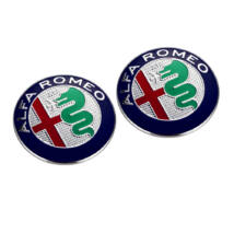 alfa romeo logo emblema matrica 74mm tipus1