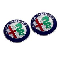 Alfa Romeo logó embléma matrica - 74mm típus:1