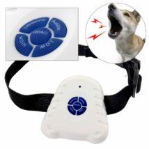 Ultrahangos ugatás gátló nyakörv