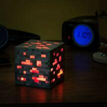 Minecraft alvós éjjeli lámpa - vöröskő, redstone