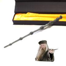 Harry Potter díszdobozos varázspálca - Dumbledore, Bodzapálca