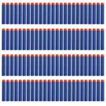 100 darabos szivacs játék töltény lőszer nerf csatákhoz