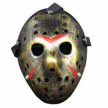 Péntek 13 - Jason maszk - Halloween bronz