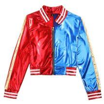 Harley Quinn jelmez kiegészítő - kabát, dzseki (XS)