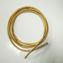 Wonder Woman Csodanő farsangi jelmez kiegészítő - arany kötél (1m)