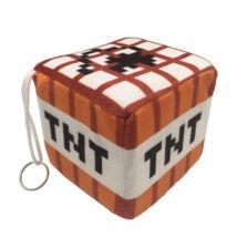 Minecraft plüss - TNT dinamit