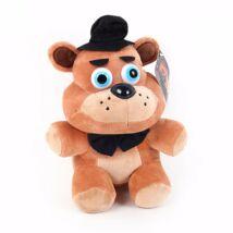 FNAF Five Nights At Freddy's plüss figura - Freddy Fazbear medve -25cm