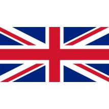 Nemzeti lobogó ország zászló nagy méretű 90x150cm - Nagy-Britannia, brit