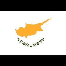 Nemzeti lobogó ország zászló nagy méretű 90x150cm - Ciprus, ciprusi