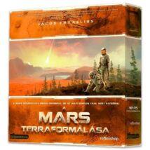 FryxGames A Mars Terraformálása